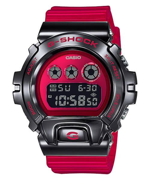Casio G-Shock GM-6900-4DR   Red