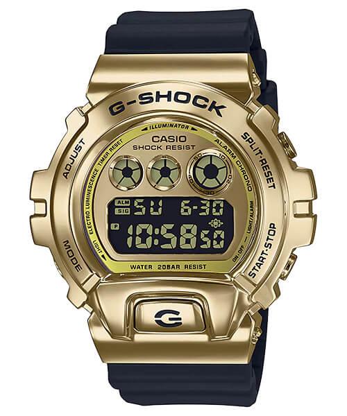 Casio G-Shock GM-6900-9DR Gold