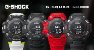G-shock GBD -H1000 Casio | Ultimate Fitness Gear | G-Squad Latest Addition