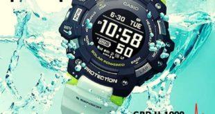 Protrek Smart Watch Vs G-shock GBD-H1000