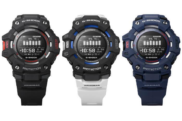 G-Shock GBD-100