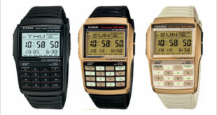 Casio Data Bank Watch: