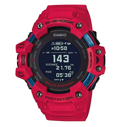 G-Shock Heart Rate Monitor