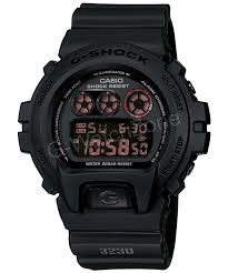 G-Shock DW-6900MS Black