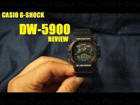 G-Shock DW-5900