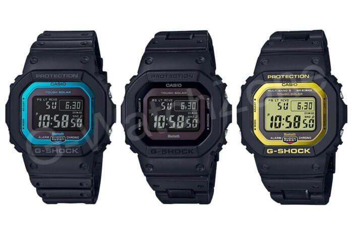 G-Shock GW-B5600