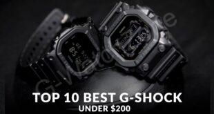 TOP 10 BEST CASIO G-SHOCK WATCHES OF 2020 UNDER