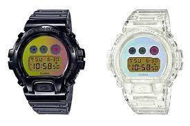 Casio G-Shock DW-6900SP-1 & DW-6900SP-7