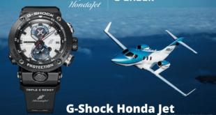 G-Shock Honda Jet GWR-B1000HJ
