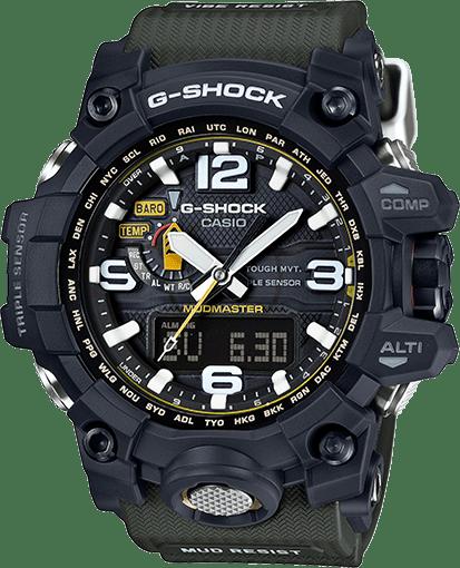 G-Shock Mud Master GWG-1000-1A3DR