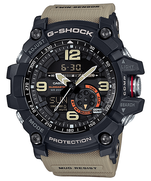 G Shock Mud Master GG-1000-1A5DR