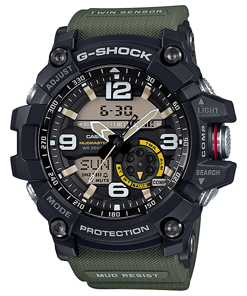 G Shock Mud Master GG-1000-1A3DR