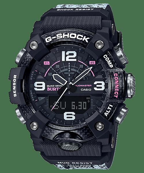 GSHOCK GG-B100BTN-1A MUDMASTER X BURTON