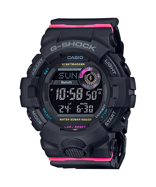 CASIO G-SHOCK GMDB800SC-1BDR BLUETOOTH