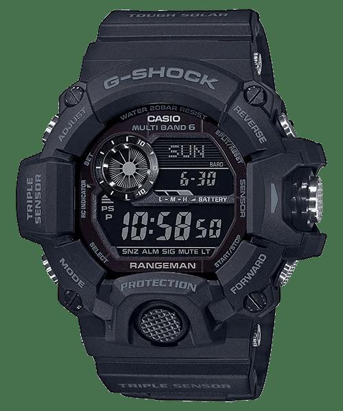 Casio GShock Rangeman GW-9400-1BDR