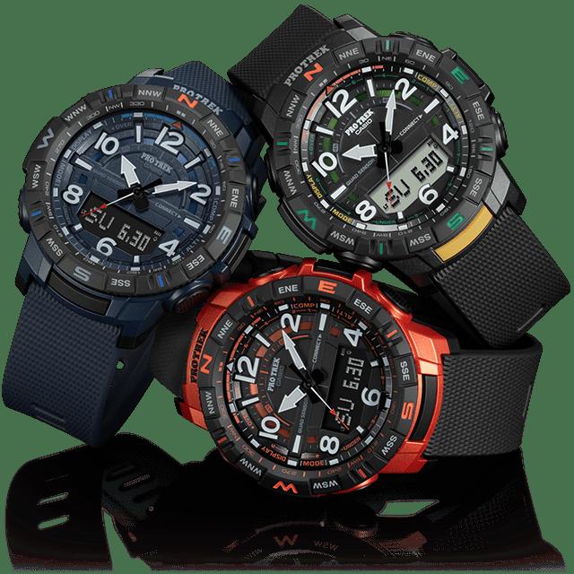Casio Protrek PRT-B50 Review