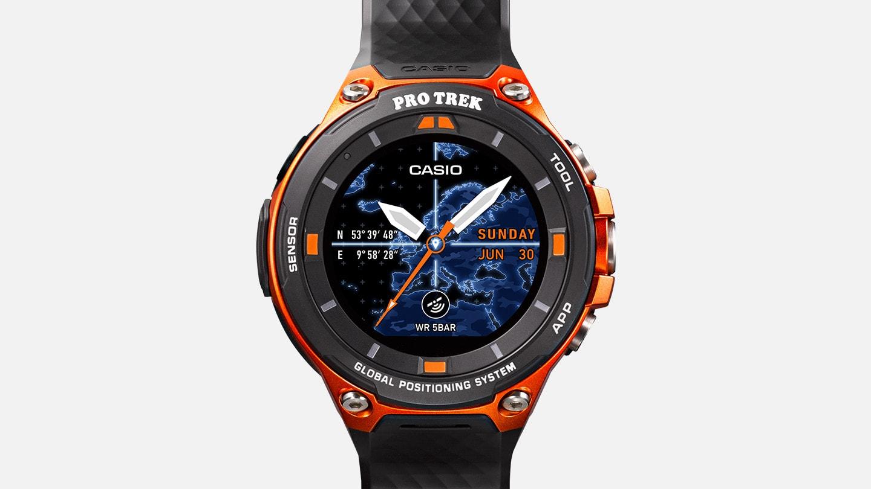 G-Shock Smart WSD-F20