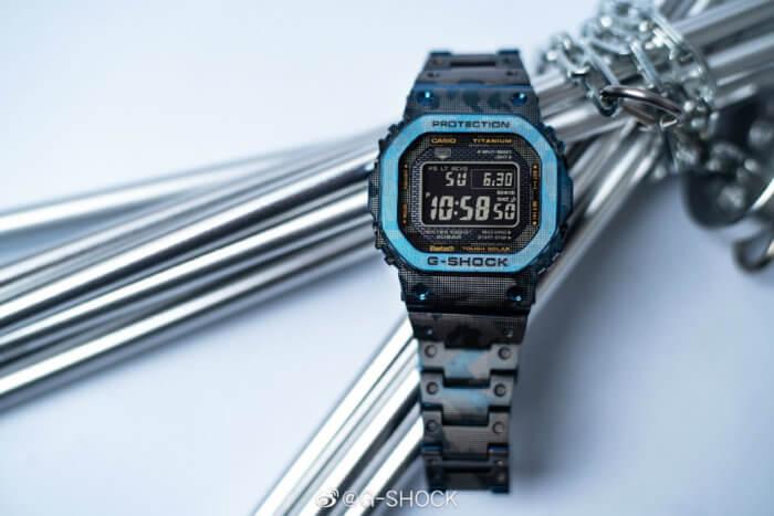 GMW-B5000TCF-2-Blue-Camo