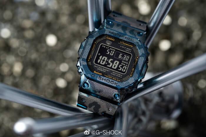 GMW-B5000TCF-2-Blue-Camo-Titanium-