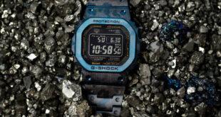 GMW-B5000TCF-2-Blue-Camo-Titanium-DLC