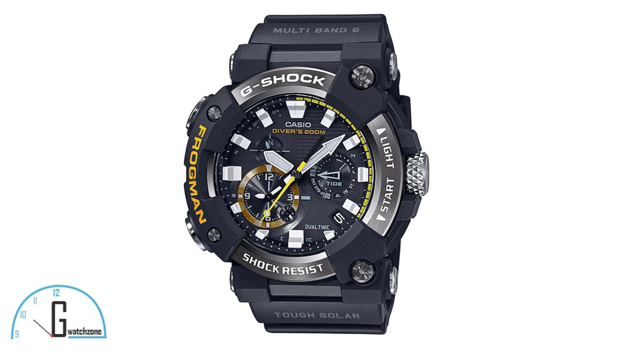 Casio G-Shock GWF-A1000