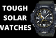 Best Solar Watches for Men's