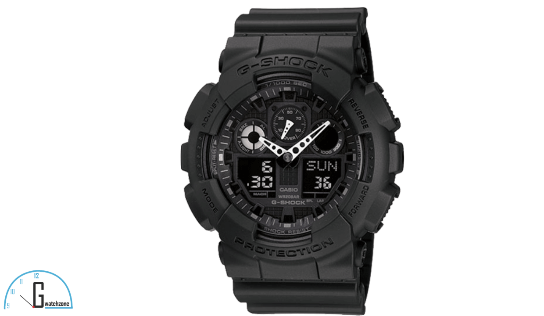 Casio G-Shock GA-100 Men's watch