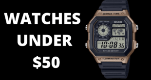 best Watches under $50