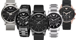 How much are Armani watches?