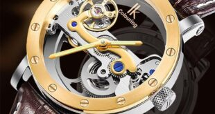 How do automatic watches work?