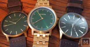 Where are Nixon watches made?