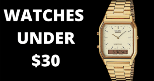 WATCHES UNDER $30
