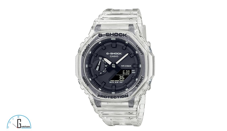 Casio G-Shock Skeleton  GA-2100SKE