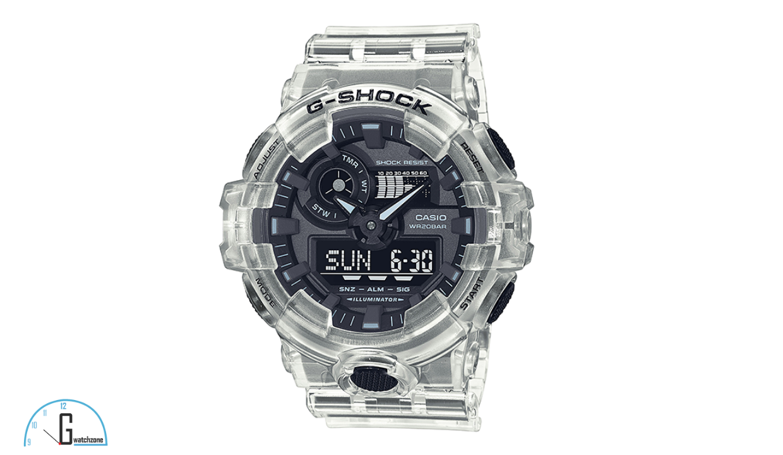 Casio G-Shock GA-700SKE