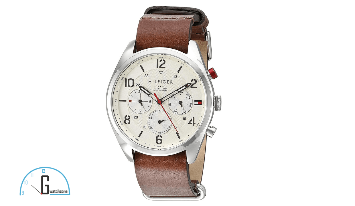 Tommy Hilfiger Men' Casual Sport Stainless Steel Watch