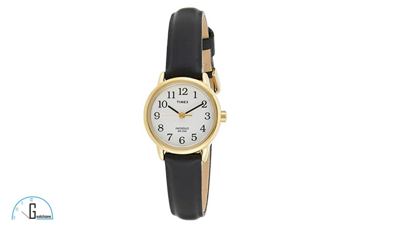 Timex Women's Leather Strap watch