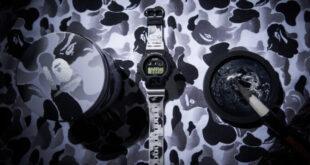 G-Shock DW-6900BAPE20-1PFP