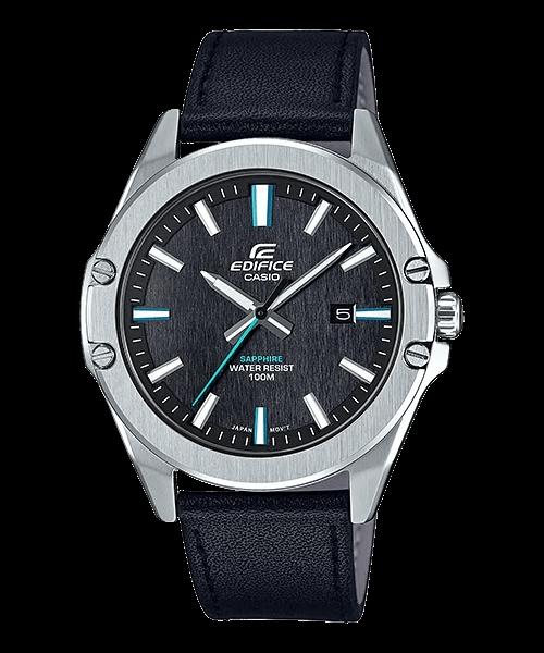 Casio  Men's EFR-S107L-1AVUEF Leather Watch