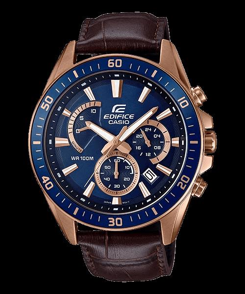 casio-leather-strap-watch