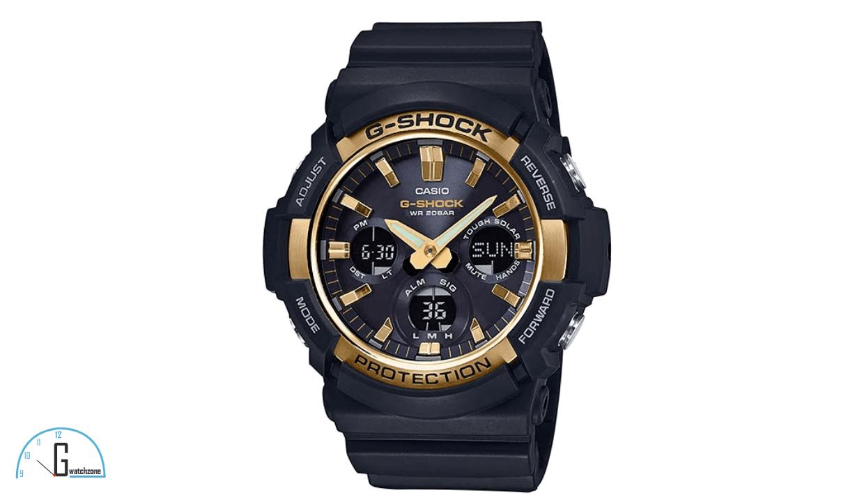 GShock Gold Watch