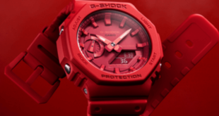 Casio GShock Red Watches