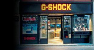 Casio G-Shock Stores in UAE