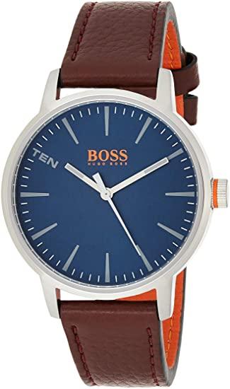Hugo Orange Men's Watch