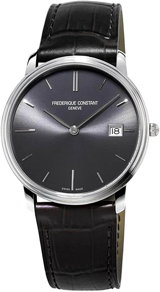 Frederique Constant  Analog Display Swiss Watch