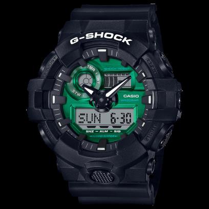Casio G-Shock Metallic Green GA-700MG-1AJF
