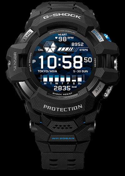Casio G-Shock G-Squard GSW-H1000 Smartwatch