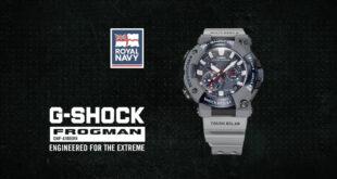 Casio G-Shock RoyalNavy Frogman GWF-A1000RN-8