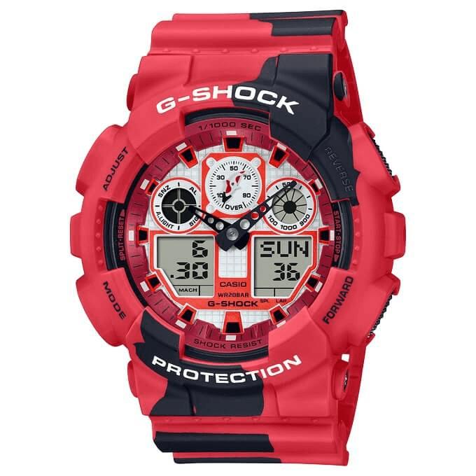 G-Shock GA-100JK-4AJR