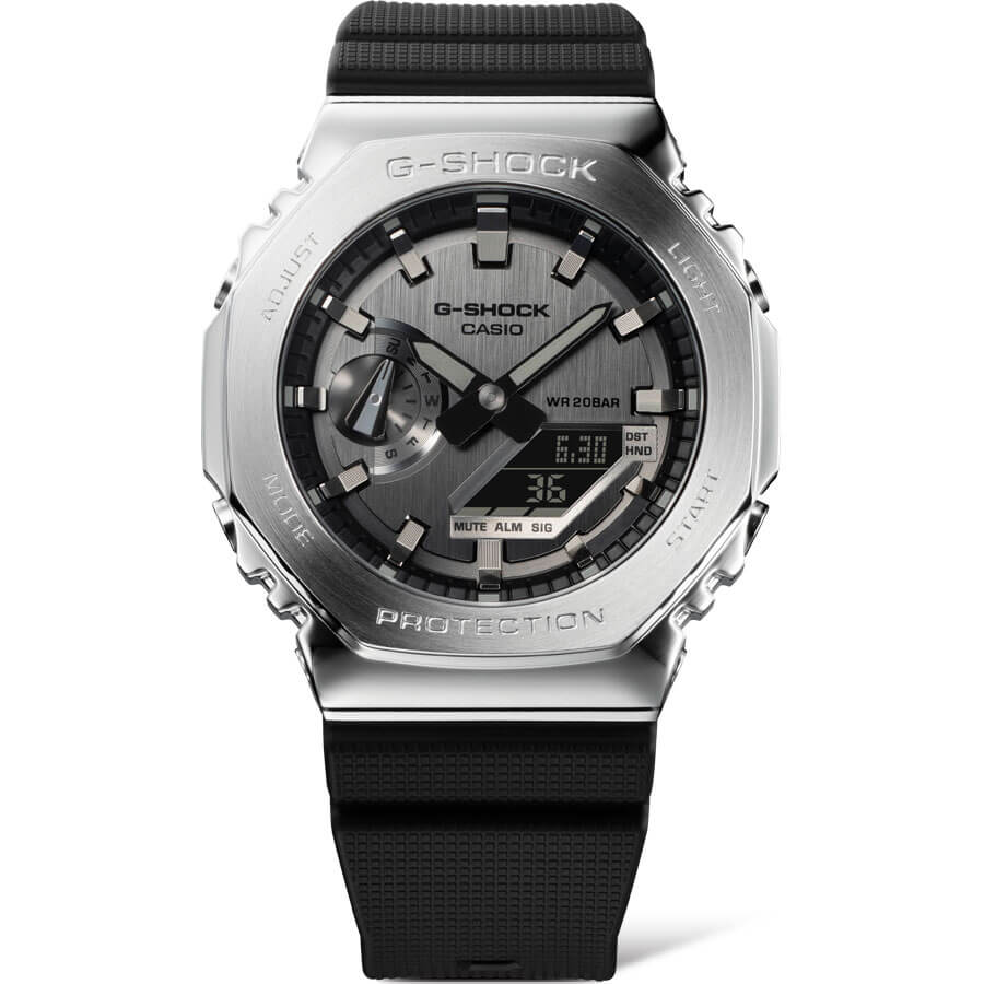 G-Shock GM-2100-1 Meal covered