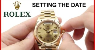 Oyster Perpetual Datejust is the most popular watch series in Rolex, and it is known for its most classy and elegant design, especially among mature men till now